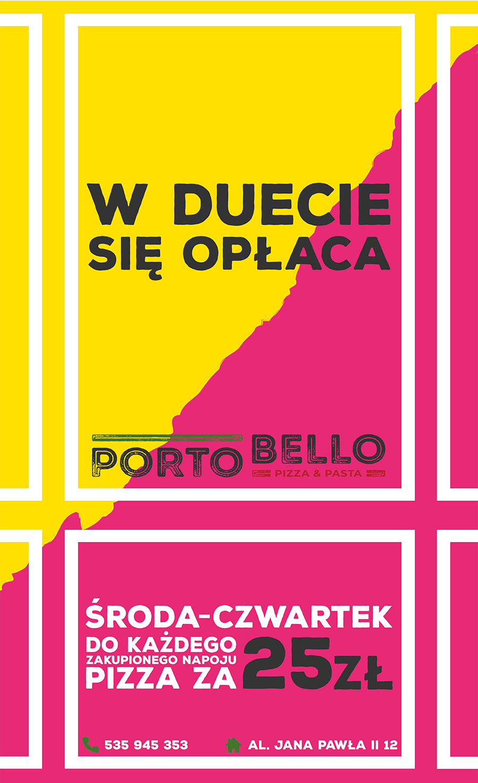 Portobello Promocja Duet