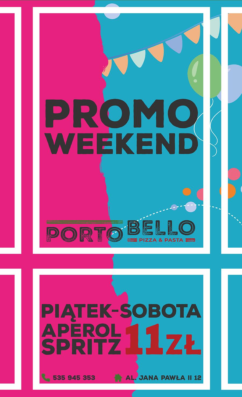 Portobello Promocja Weekend